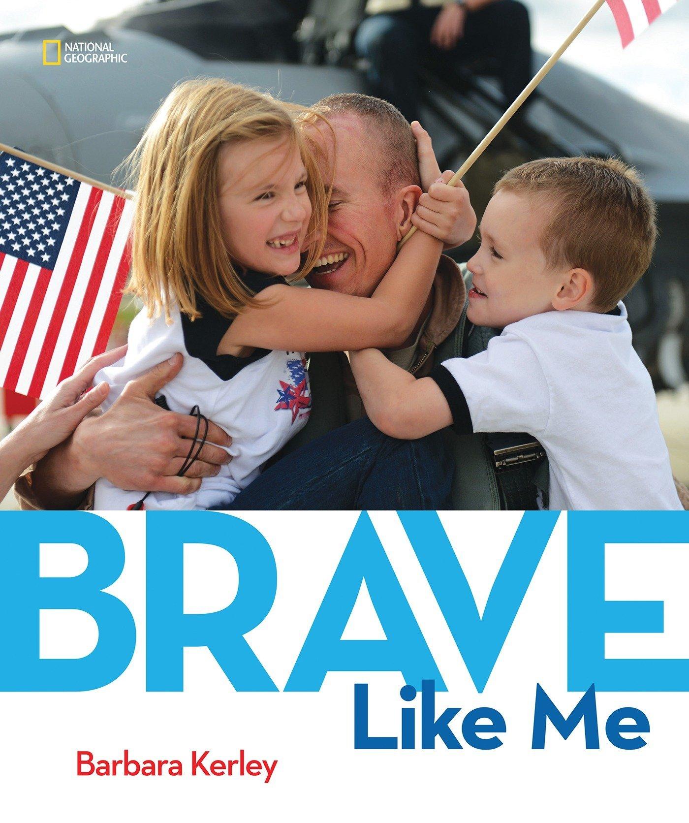 Brave Like Me book