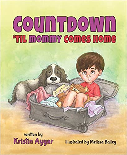 Countdown til Mommy comes home