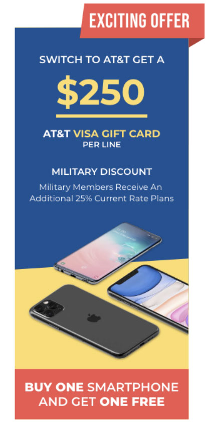 AT&T Offer