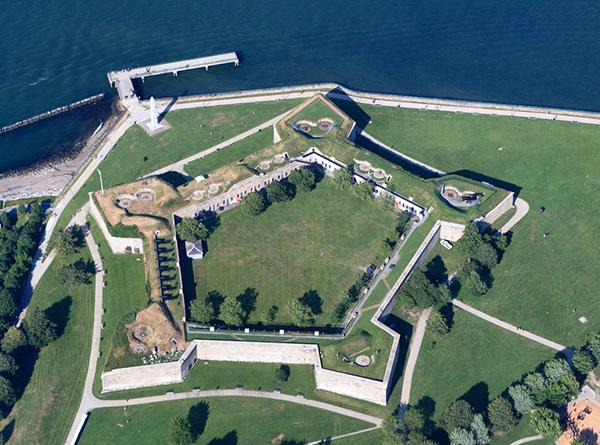 Fort Independence Mass