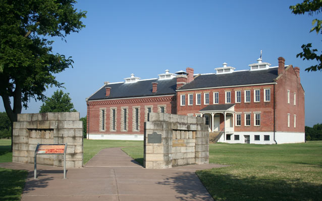 Fort Smith Historic Site