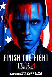 Turn Washington Spies TV Series