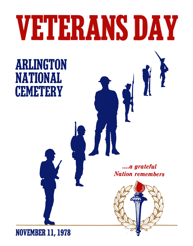 National Veterans Day Poster Contest - 1978 Winner